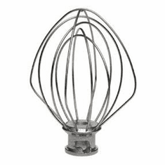 Alfa Kitchenaid� 4.5 Quart Ss Wire Whip Agitators For Kitchenaid� Mixers (Made In The USA), Model# k4w
