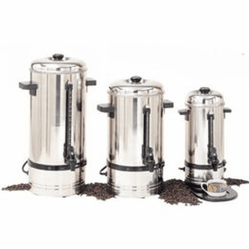 Alfa Lid- Stainless Steel- Cm-35/Stainless Steel Coffee Makers, Model# cm3506