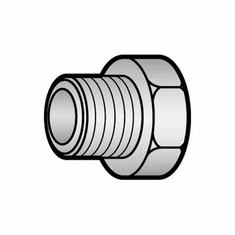 Alfa Lower Knock-Out Bushing/Parts For Hollymatic Super 54 Patty Maker, Model# HOL167