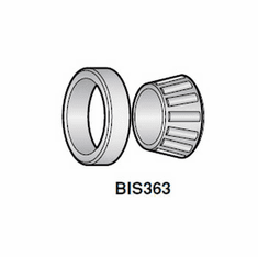 Alfa Lower Main Bearing/Parts For Biro Band Saws, Model# BIS363