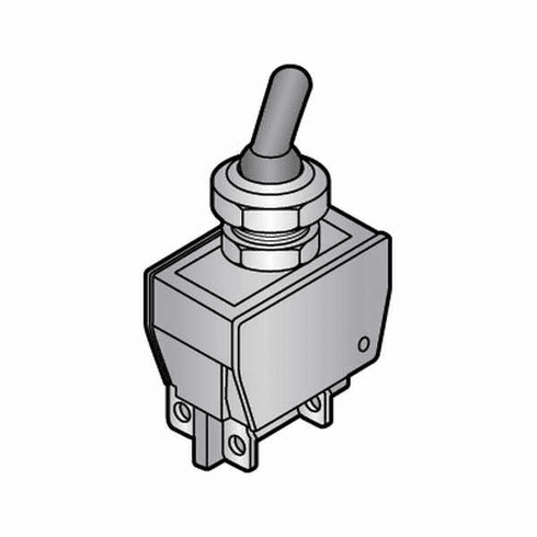 Alfa Onoff Toggle Switch 16 Ampparts For Biro Tenderizers , Model# BT-864A