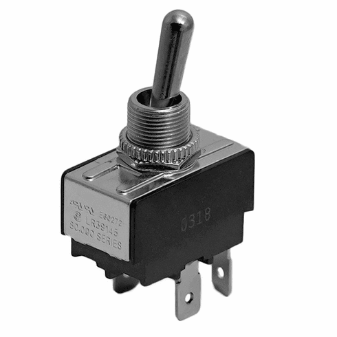 Alfa Onoff Toggle Switch 16 Ampparts For Biro Tenderizers, Model# BT-864A