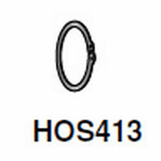 Alfa Retaining Ring/Parts For Hobart Band Saws, Model# HOS413