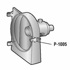 Alfa Round Pin For Pusher Plate, Model# p-1035