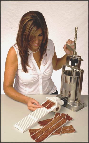 All Around Jerky Maker Adapts To Any Stuffer Grinder400