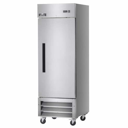"""Arctic Air 26 3/4"""" Freezer One Section Reach-In 23 Cubic Feet Solid Door, Model# AF23"""