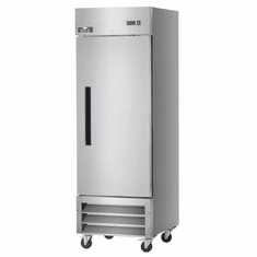 "Arctic Air 26 3/4"" Refrigerator One Section Reach-In 23 Cubic Feet Solid Door, Model# AR23"
