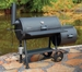 Bayou Classic 36� Heavy Steel Smoker Grill with Firebox, Model 500-436