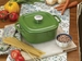 Bayou Classic 4-Quart Cypress Green Cast Iron Casserole With Lid, Model 7722G