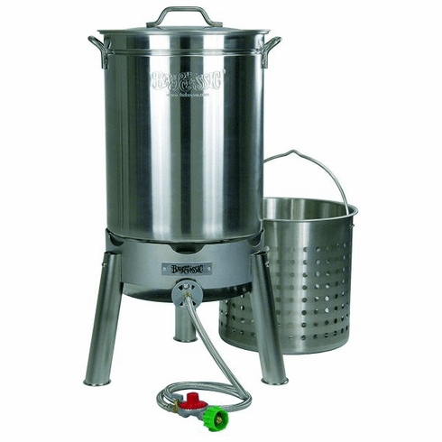 Bayou 44-qt Stainless Boil/Steam Kit Model KDS-144
