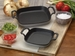 Bayou Classic 6� Weathered Grey Cast Iron Baking Dish, Model 7770S