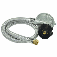 Bayou Classic Low Pressure Regulator / Hose Assembly, Model# M5LPH