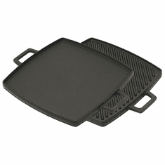 "Bayou Classic 10.5"" Reversible Griddle, Model# 7444"