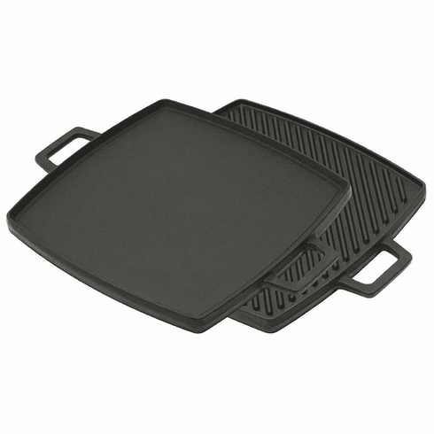"""Bayou Classic 10.5"""" Reversible Griddle, Model# 7444"""