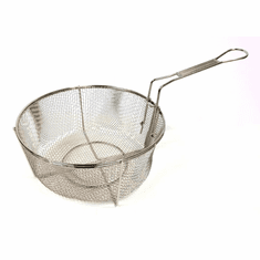 "Bayou Classic 11"" Mesh Basket5.5"" DeepDrain Hook, Model# 126"