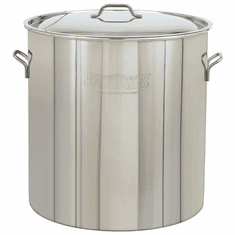 Bayou Classic 142 Qt Stainless Stockpot, Model# 1046