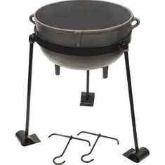 "Bayou Classic 15 Gallon Jambalaya Pot21.75"" Wide, Model# CI7415"