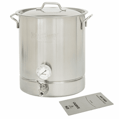 Bayou Classic 16 Gallon Standard Brew Kettle 4-Pc Set, Model# 800-464