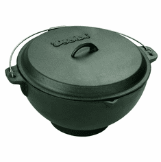 Bayou Classic 3 Gallon Jambalaya Kettle w/ Lid, Model# 7419