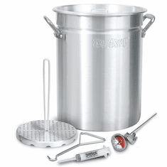 Bayou Classic 30 Qt Aluminum Turkey Fryer, Model# 3025