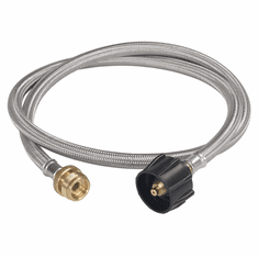 Bayou Classic 4-Ft Lpg Adapter Hose, Model# MCR1