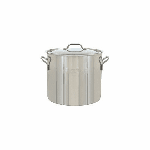 Bayou Classic 40 Qt Stainless Economy Brew Kettle, Model# 1440