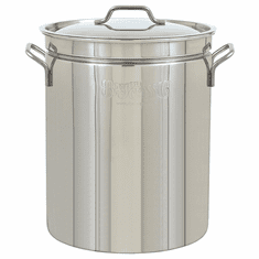 Bayou Classic 62 Qt Stainless Stockpot, Model# 1060