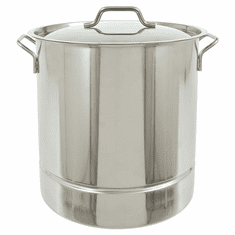 Bayou Classic 8 Gallon Stainless Tri-Ply Stockpot, Model# 1308