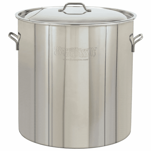 Bayou Classic 82 Qt Stainless Stockpot, Model# 1082