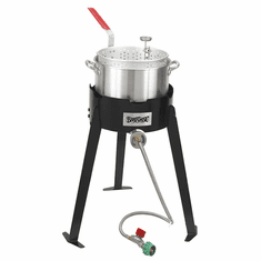 Bayou Classic Aluminum Fish Cooker, Model# 2212