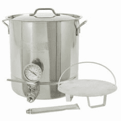 Bayou Classic Beer Brewing Kettle and More