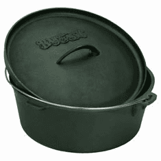 Bayou Classic Dutch Oven and Baskets