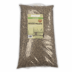 Bayou Classic Hickory Pellets, 20-lb Bag, Model 500-920