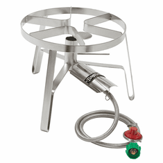 Bayou Classic Stainless Single Jet Cooker, Model# SS1