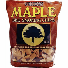 Bayou Classic Maple Smoking Chips, Model# 500-618