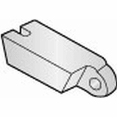 Biro Filler Block/Parts For Biro Band Saws (Made In The USA), Model# bis177