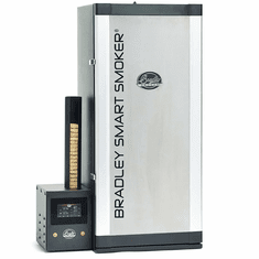 Bradley Smoker 6-Rack Digital Smart Smoker - Bluetooth, Model# BS916