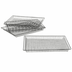 Bradley Smoker Non-Stick Jerky Racks Set of 4, Model# BTJERKYRACK