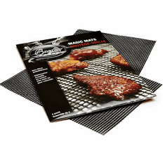 Bradley Smoker Non-Stick Magic Mats Set of 4, Model# BTNSMAT4
