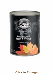 Bradley Smoker Pure Organic  1 Medium (18 Fluid Oz), Model# Maple Syrup