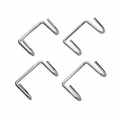 Bradley Smoker Sausage Hooks Set of 4, Model# BTHOOK