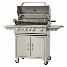"Bull Outdoor 30"" Angus Grill and Cart - 4 Burner NG, Model# 44001"