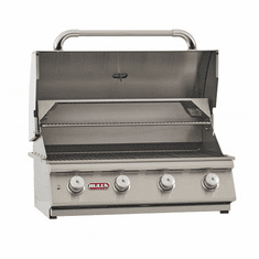 "Bull Outdoor 30"" Lonestar 4 Burner Drop-In Grill Head NG, Model# 87049"