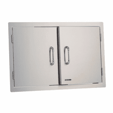 "Bull Outdoor 30"" Stainless Steel Double Door, Model# 33568"