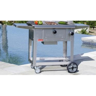 Bull Outdoor Bison Charcoal Grill Cartbottom Only Model 67530