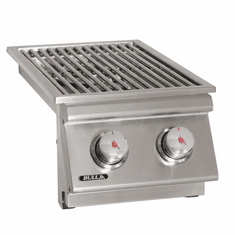 Bull Outdoor Slide-In Double Side Burner Liquid Propane, Model# 30008