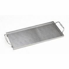 Bull Outdoor Stainless Plank Saver With Side Handles, Model# 24147
