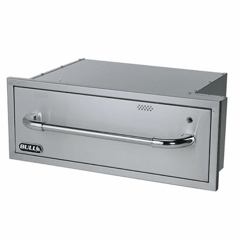Bull Outdoor Stainless Steel Warming Drawer, Model# 85747