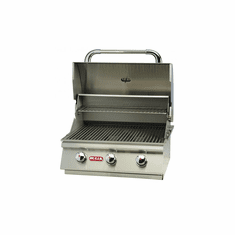 "Bull Outdoor 24"" Steer 3 Burner Drop-In Grill NG, Model# 69009"