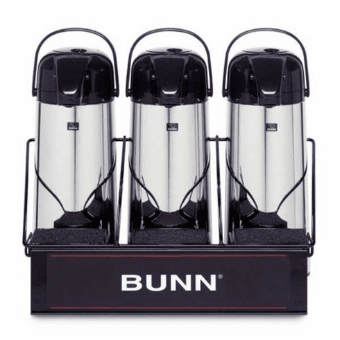 Bunn Apr3Airpot Rack Ay-3Ap, Model# 25371.0003